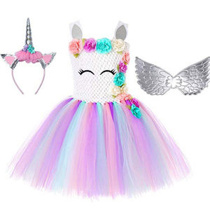 Other - princess unicorn tutu party dress for 8-9 year old